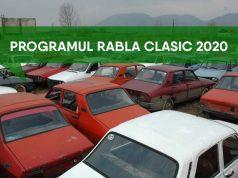 Programul RABLA CLASIC 2020 începe astăzi, incluzând și RABLA MOTO