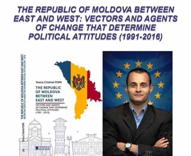 Lansare de carte - The Republic of Moldova