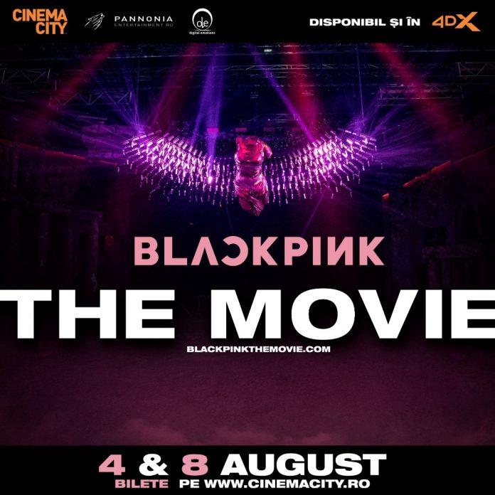 BLACKPINK la Cinema City
